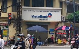 Vietinbank Securities lãi quý 3 đạt 16,6 tỷ đồng, gấp 2,8 lần cùng kỳ năm 2019