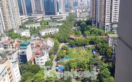 Thanh kiểm tra 'điểm nóng' duyệt và điều chỉnh quy hoạch tại đô thị mẫu Hà Nội