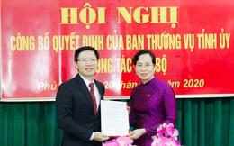 Giám đốc Sở Công thương được điều động làm Trưởng Ban Dân vận Tỉnh uỷ Hà Nam