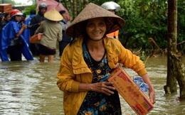 """Từ một người con Hà Tĩnh lớn lên cùng lũ lụt: Trẻ con cũng được học buộc cửa chống gió, cả làng """"không nhà nào là nhà riêng"""" khi lũ về và câu chuyện gói mỳ tôm cứu nạn"""