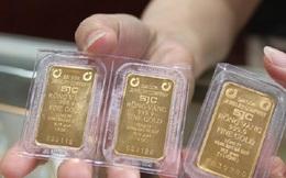 Giá vàng đảo chiều đi xuống, chênh lệch giữa vàng trong nước và thế giới nới rộng lên 2,8 triệu đồng/lượng