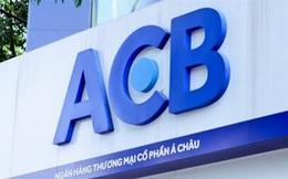 ACB lãi đột biến từ chứng khoán, lợi nhuận trước thuế 9 tháng đạt hơn 6.400 tỷ đồng