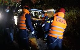 Chùm ảnh, Clip: Gian nan tìm kiếm 17 công nhân mất tích Rào Trăng 3
