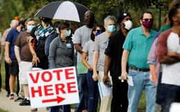 Tỷ lệ người Mỹ đi bỏ phiếu cao nhất kể từ 1908, nguyên nhân do đâu?