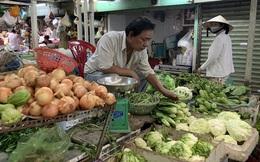 Thị trường rau xanh tại TP Hồ Chí Minh tăng giá vì ảnh hưởng mưa bão