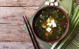 """Tinh hoa ẩm thực xứ sở hoa anh đào: """"Thần dược"""" ngừa ung thư, hỗ trợ tiêu hóa, hệ miễn dịch chỉ trong một bát súp"""