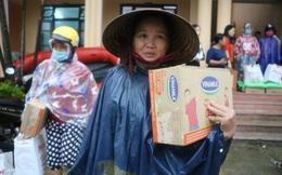 Người lao động Vinamilk góp ngày lương, hỗ trợ miền Trung mùa bão lũ gần 4 tỷ đồng