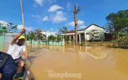 Bão số 9 vừa tan, người Đà Nẵng lại lo chạy lụt