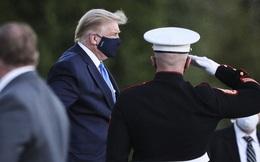 """Tổng thống Trump nhập viện vì Covid-19, ái nữ Ivanka gọi bố là """"chiến binh"""""""