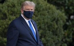 TT Donald Trump được điều trị COVID-19 bằng thuốc đang thử nghiệm, chưa được cấp phép?