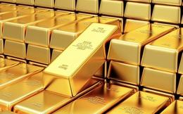 Giá vàng thế giới lao dốc xuống thấp nhất 1 tháng
