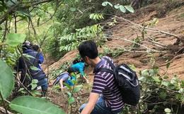 13 người bị vùi lấp ở Phước Sơn: Bí thư và Chủ tịch tỉnh Quảng Nam băng rừng đến hiện trường