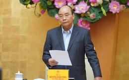 Thủ tướng: Hỗ trợ người dân miền Trung dựng lại nhà cửa, đưa con em sớm đến trường