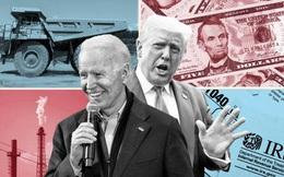 4 kế hoạch nổi bật của ông Trump và ông Biden sẽ quyết định tương lai của TTCK Mỹ