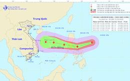 Bão Goni biến thành siêu bão cấp 5 chỉ trong 24 giờ