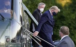 Chủ tịch Trung Quốc chúc Tổng thống Trump sớm hồi phục