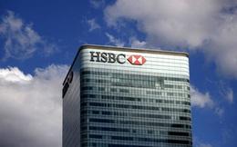 Phí phòng hộ lên cao nhất thập kỷ vì giá cổ phiếu HSBC 'như đi tàu lượn'
