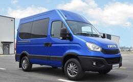 Lộ xe mới do THACO phân phối cạnh tranh Hyundai Solati và Ford Transit: Thương hiệu Châu Âu, thiết kế lạ, lắp ráp tại Việt Nam
