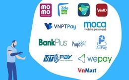 Những ví điện tử nào đang dẫn đầu về nhận diện thương hiệu?