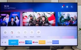 """5 chiếc tivi 8K màn hình """"khủng"""" hạ giá 50% rẻ nhất thị trường, có chiếc ngang dòng 4K"""