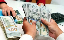 Giá USD ngân hàng tăng nhẹ