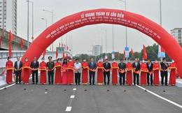 Hà Nội: Khánh thành tuyến đường Vành đai 3 đi thấp qua hồ Linh Đàm