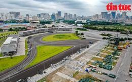 Tháo dỡ các hạng mục cuối cùng của trường đua F1 vì hoãn đua xe do dịch COVID-19