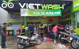 Chuỗi rửa xe VietWash vừa huy động được 1,7 triệu USD từ nhà đầu tư Hàn Quốc