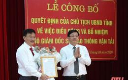 Ông Phạm Văn Tuấn làm Phó Giám đốc Sở Giao thông Vận tải