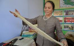 Nghệ nhân Việt Nam khám phá ra cách dệt lụa từ tơ sen độc nhất vô nhị làm mưa làm gió mặt báo nước ngoài: Khi quốc hoa vươn tầm thế giới