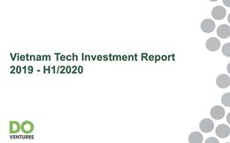 Do Ventures: Vốn đổ vào startup công nghệ giảm 22% nửa đầu năm 2020 nhưng Việt Nam vẫn là điểm đến hàng đầu của các quỹ mạo hiểm trong 12 tháng tới
