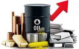 Thị trường ngày 09/10: Dầu đảo chiều leo dốc hơn 3%, vàng và nhiều hàng hóa khác đồng loạt tăng cao