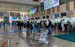 Cuối tháng 9, lượng hành khách sân bay Nội Bài đạt gần 50 nghìn lượt