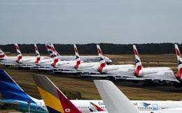 Hơn 40 hãng hàng không đã phá sản hoặc tạm dừng hoạt động
