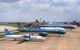 Tạm đóng cửa 5 sân bay, hủy nhiều chuyến bay do ảnh hưởng bão số 12