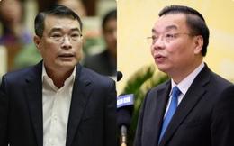 Quốc hội xem xét miễn nhiệm Bộ trưởng Chu Ngọc Anh và Thống đốc Lê Minh Hưng
