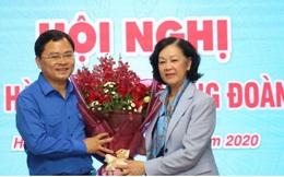 Ông Nguyễn Anh Tuấn được bầu làm Bí thư thứ nhất Trung ương Đoàn