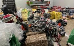 Xử phạt hơn 300 triệu đồng đối với kho hàng thời trang nhập lậu cực lớn tại Quảng Ninh