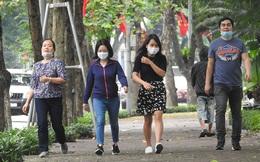 Không đeo khẩu trang không được vào chợ, siêu thị ở Hà Nội