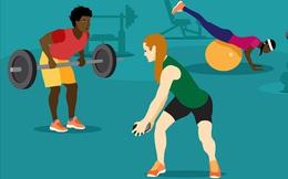 """Chuyên gia vật lý trị liệu """"chỉ điểm"""" 5 điều cực quan trọng về luyện tập thể dục: Không phải cứ """"chịu khổ"""" là sẽ khỏe, mấu chốt để nâng hạng sức khỏe là đây"""