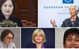 Những nữ thống đốc ngân hàng quyền lực trên thế giới