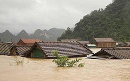 Thiệt hại kinh tế do các cơn bão gần đây ở miền Trung lên tới 1,3 tỷ USD