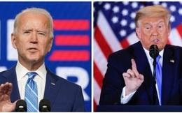Ông Biden chiến thắng tại Georgia, ông Trump thắng ở Bắc Carolina