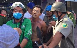 Danh tính nghi phạm tẩm xăng doạ đốt cướp ngân hàng TPBank ở Sài Gòn