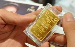 Giá vàng trong nước tiếp tục đi lên