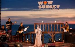 """Wow Sunset Show: Bữa tiệc âm nhạc ấn tượng, đưa khán giả """"sống chậm"""" đúng nghĩa và thả mình trôi theo dòng giai điệu"""