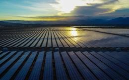 Nhà máy điện mặt trời lớn nhất Đông Nam Á đóng điện thành công giai đoạn 1