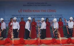 Bắt đầu thi công cao tốc Phan Thiết - Dầu Giây, kỳ vọng giảm các vụ tai nạn thảm khốc