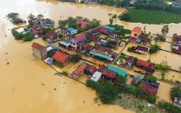3 tỉnh miền Trung được tạm cấp 80 tỷ đồng khắc phục hậu quả mưa lũ