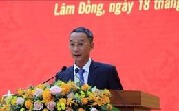 Lâm Đồng có tân Chủ tịch UBND tỉnh